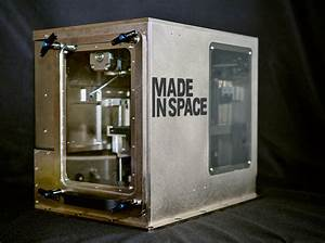 3D Printer Headed for Space Station Is Ready for Launch