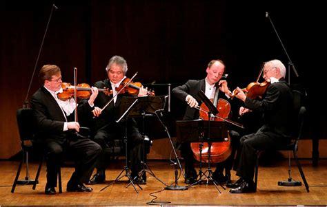 classical  news famed tokyo string quartet  losing