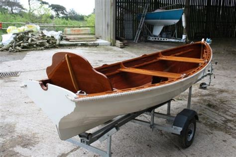 Skiff Boat Molds For Sale by Oughtred Acorn Rowing Wooden Skiff For Sale