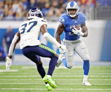 lions   kerryon johnson  jamal