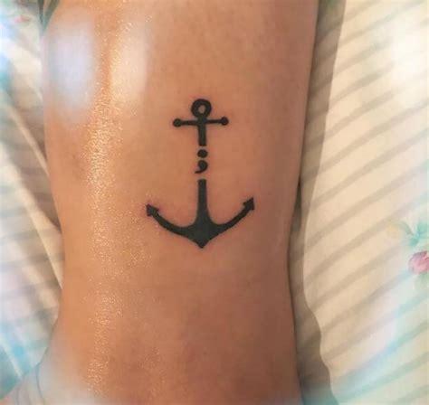 semicolon tattoos unique semicolon tattoos semicolon