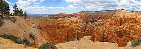 bryce canyon national park  utah panoramic views