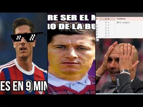 Lewandowski Memes - robert lewandowski memes sobre sus cinco goles en bayern munich foto 1 de 12 internacional