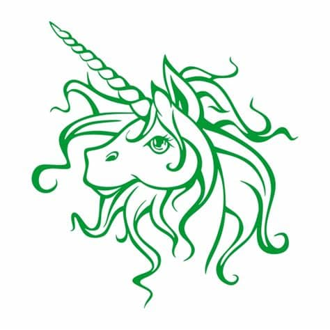 This file was created by freevector.com and is distributed under the our standard license license. Unicorn SVG Cuttable Design