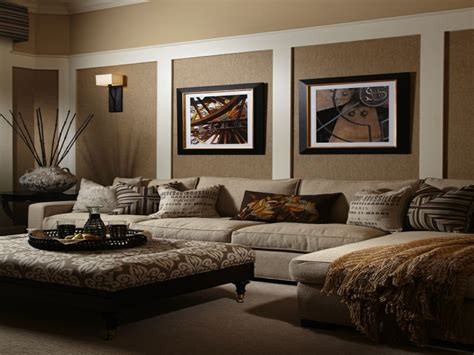 Wohnzimmer Bilder Braun Beige by Brown Beige Living Room Ideas