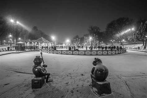 Frog Pond Ice Skating - Buy Rent Sell Boston