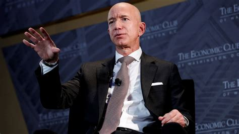 Jeff Bezos To Step Down As Amazon Chief Executive Officer ...