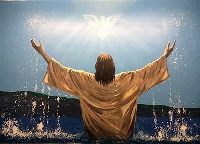 Baptism Jesus Lord Luke Sunday Sermon Church