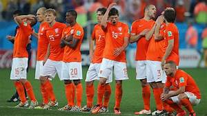 2014 World Cup: Netherland's Player Ratings vs. Argentina