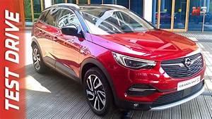 Opel Grandland X Rot : new opel grandland x 2017 first test drive youtube ~ Jslefanu.com Haus und Dekorationen