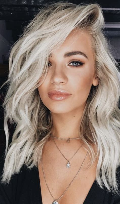 How To Get The Platinum Blonde Of Your Dreams In 2019