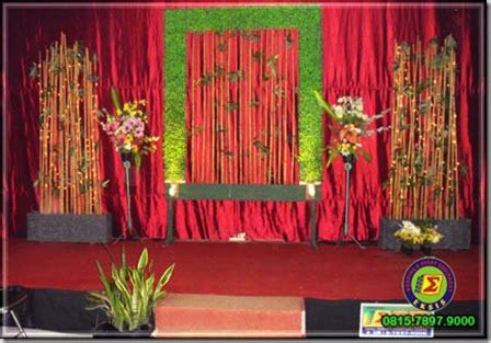 dekorasi panggung hiburan  include panggung