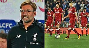 Liverpool Boss Jurgen Klopp Slams Defence And Claims It ...