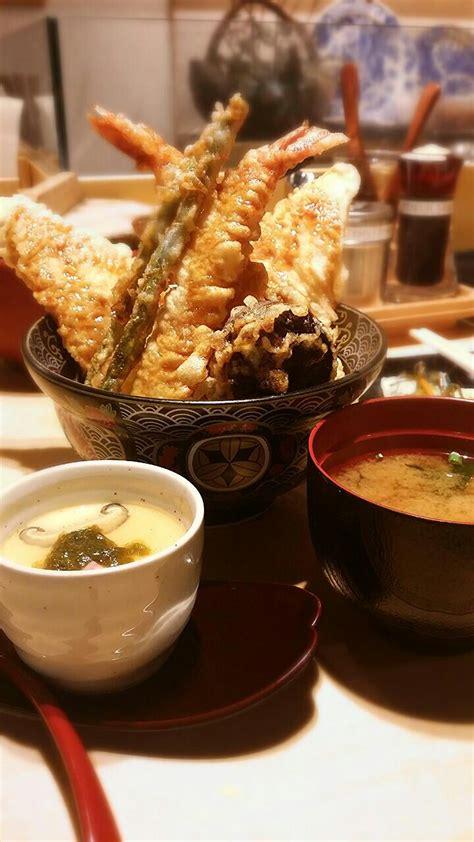 cheap food restaurants singapore tendon burpple special itsuki ginza foods