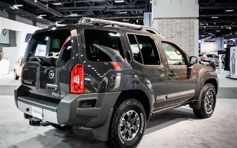 nissan xterra price release date pro  suv project