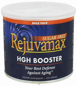 Buy Biocentrics - Rejuvamax Hgh Booster Sugar Free