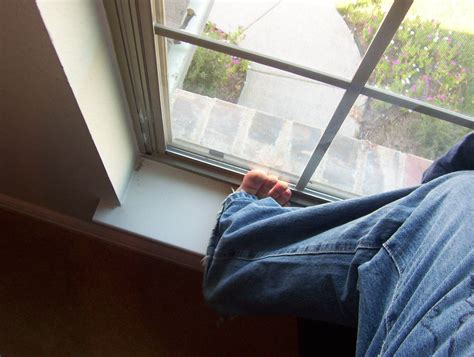 How To Replace A Window Sill by Replacement Window Sills Pvc Euffslemani