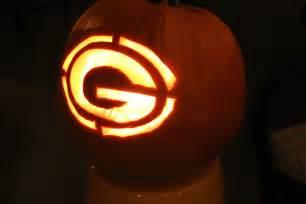 Green Bay Packers Pumpkin Stencil by Happy Halloween Modish Amp Main