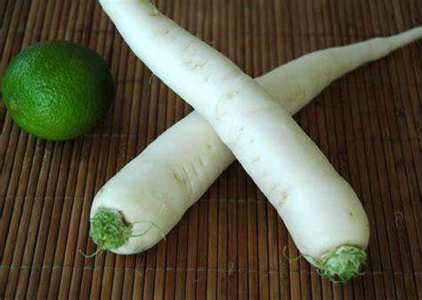 que cuisiner avec des carottes provence silvacane le panier de légumes radis japonais
