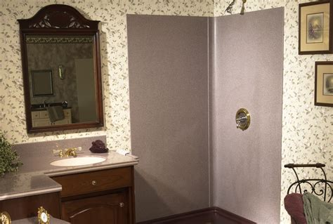 What Is Corian Made Of by Grifform Innovations 174 Shower Walls Are Also Made Of Dupont
