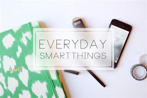smartly things bed fan 3 ways that smartthings makes life easier every day