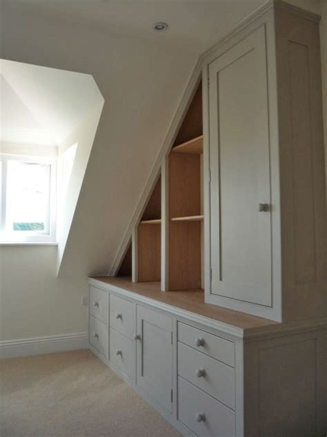 furniture attic   eaves cupboards dunham