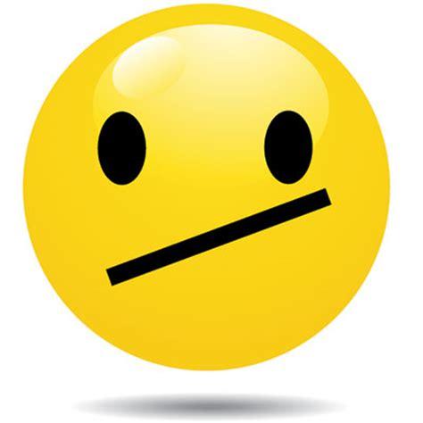 Upset Emoticon