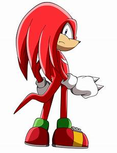 Knuckles The Echidna by nachomaan on DeviantArt