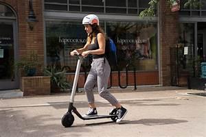 Ninebot - Segway ES2 Electric Kick Scooter