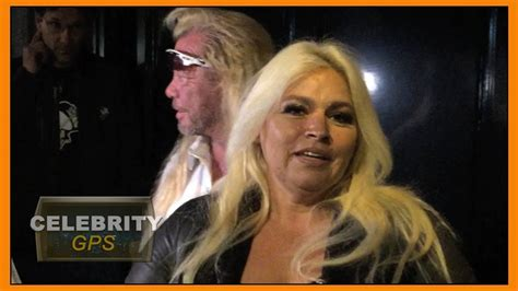 dog the bounty hunter 39 s wife beth is cancer free