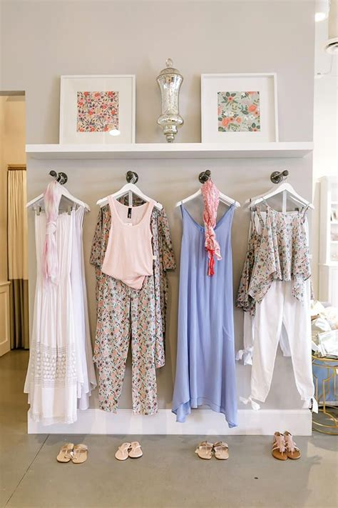 the racks boutique wardrobe racks stunning clothing racks retail