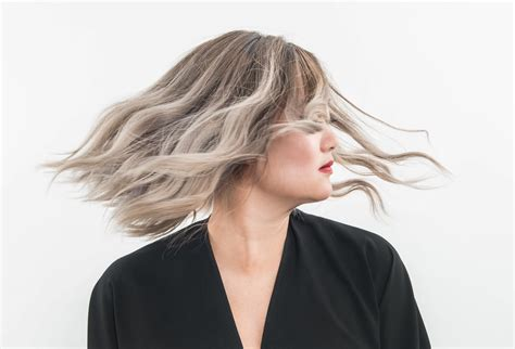To Brown Turned Grey by What You Should Before Dyeing Your Hair Gray