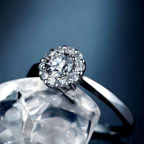 cincin berlian emas kawin tunangan pernikahan wedding ring hc161245 jual cincin tunangan kawin pernikahan berlian emas wedding