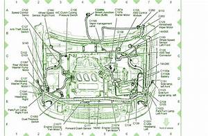 Ford Focus 2002 Engine Diagram