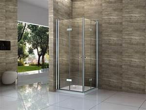 Falttür Mit Glas : dusche ebenerdig 80 x 80 mit eckeinstieg raum und m beldesign inspiration ~ Sanjose-hotels-ca.com Haus und Dekorationen