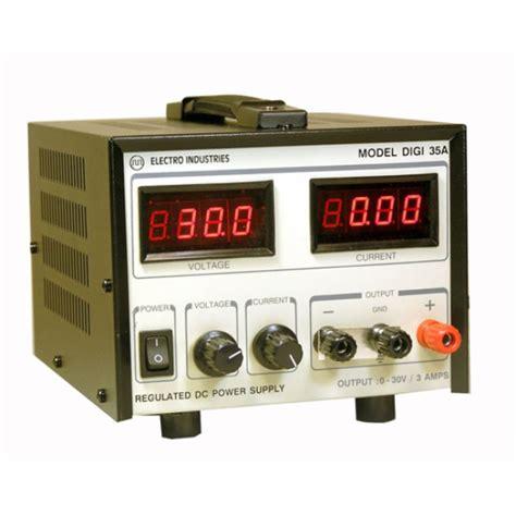 Lab Grade Digital Bench Power Supply