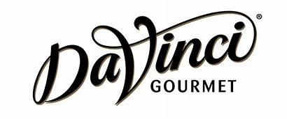 Gourmet Davinci Logos Syrup Coffee Syrups Vinci