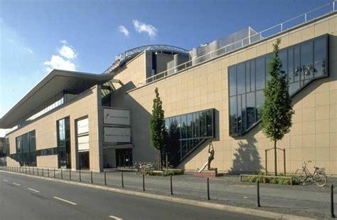 Haus Der Geschichte Bonn In Bonn, Architektur Baukunstnrw