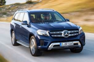 Mercedes Gls Class Picture by Mercedes Gls Class 2015 Pictures 6 Of 25 Cars