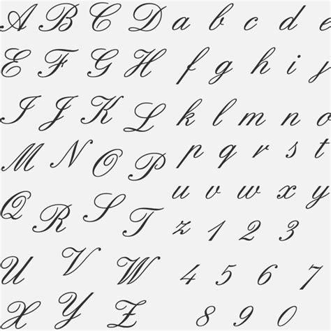3rd Abcd Alphabets  Photos Alphabet Collections
