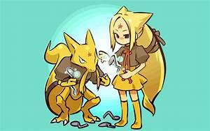 Pokemon Writer: Abra Kadabra, Alakazam!  Abra