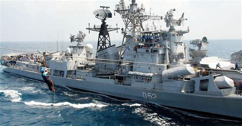 Indian Navy Joins Flood Relief Operations In Sri Lanka As ...