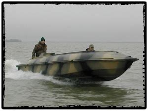 Best Duck Hunting Boat For Big Water bankes boats goliath 21 open water duck hunting boat