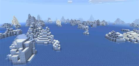 njs icebergs  spawn seed beta  minecraft pe seeds