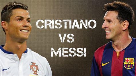 Cristiano Ronaldo Vs Lionel Messi 2016 Wallpapers