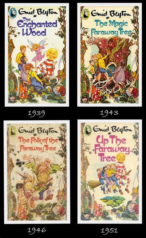 the quot faraway tree quot stories enid blyton i read them as a kid and remember liking them despite