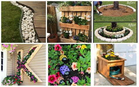 Garten Ideen Diy by 22 Kreative Diy Garten Projekte Nettetipps De