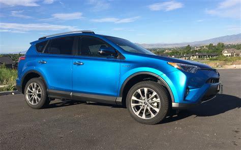 2016 In Hybrid Vehicles by 2016 Toyota Rav4 Limited Hybrid Review Feedthehabit