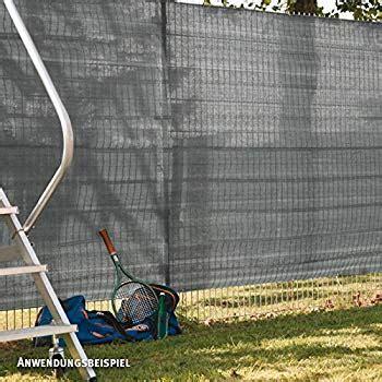 Videx Garten Sichtschutz Zaunblende de videx garten sichtschutz zaunblende anthrazit