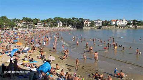 bernezac palais sur mer la plage de sai 231 nt palais